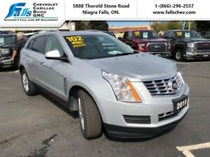2015 Cadillac SRX LUXURY  SUNROOF,MEMORY SEATS,ALL SAFETY FEATUR