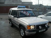 Land Rover Discovery 2.5Td5 ( 5 st ) 2001 Td5 GS (5 seat)