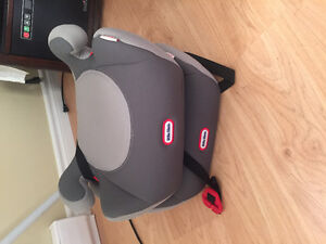 Excellent booster seats for sale hardly used