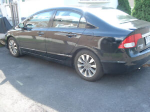 Honda Civic 2011 EX-L (Négociable)