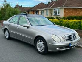 2004 Mercedes-Benz E320 CDI Elegance Automatic - Panoramic Roof - Free Delivery!