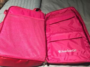 American girl backpack