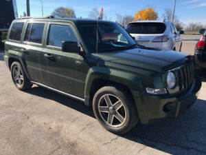 2009 Jeep Patriot SUV, Crossover  FINANCING AVAILABLE