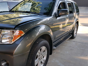 2006 Nissan Pathfinder Leather, Selling As-is.