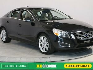 2012 Volvo S60 T6 AWD A/C TOIT CUIR MAGS