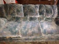 Free couch and chair in hythe