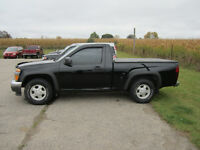 2004 Chevrolet Colorado Z85 Pickup Truck