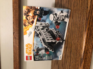 Lego Star Wars Set 75207 Imperial Patrol Battle Pack new in box