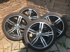 Brand new BMW Tires & Rims