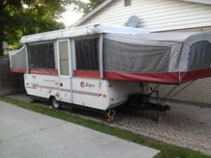 1997 Jayco Tent trailer 12 ft