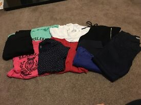 9 x size 12 Maternity bundle