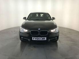 2013 63 BMW 116D SPORT DIESEL 1 OWNER SERVICE HISTORY FINANCE PX