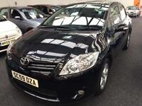 2010 TOYOTA AURIS 1.4 D 4D TR [6] From GBP5650+ Retail Package