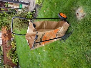 Lawn Bag Cart