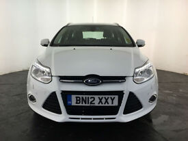 2012 FORD FOCUS TITANIUM X TDCI DIESEL 1 OWNER SERVICE HISTORY FINANCE PX
