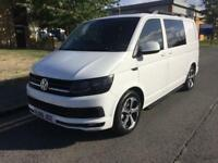 2016 Volkswagen Transporter 2.0 BiTDI BlueMotion Tech T32 Highline Kombi 5dr EU6