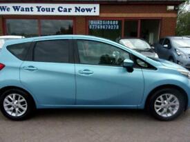 image for 2013 Nissan Note 1.2 Acenta Premium (Safety, Comfort Pack) 5dr Hatchback Petrol