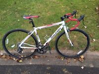 Raleigh Sprint Airlite Road Bike. Small.