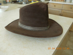 7b9b4afc4fd Western Hat- Ten Gallon -Men s -Buckles