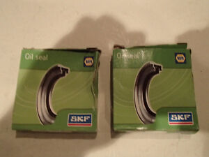 2 pcs Wheel Seal - Outer - Rear Wheel Oil Seal 19000 from NAPA A