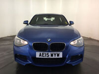 2015 BMW 125D M SPORT DIESEL 218BHP 1 OWNER FINANCE PART EXCHANGE WELCOME