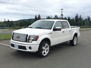 2011 Ford F-150 Lariat Limited