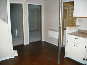 In Tepee town 2 bedroom lower level