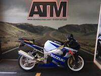 SUZUKI GSXR1000 K2, 22K MILES, FSH, IMMACULATE, ALL ORIGINAL,(3 MONTHS WARRANTY)