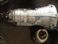 BMW 1 OR 3 SERIES E8X OR E9X LCI 2.0d AUTOMATIC GEARBOX WITH TORQUE CONVERTER