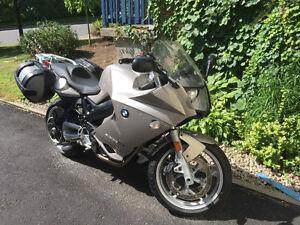 Moto Touring BMW comme neuve
