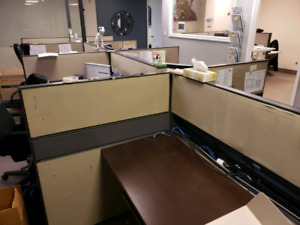 Office Cubicles and Drawers
