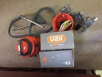 LVAX powerful 3-in-1 multifunctional vacuum cleaner and carpet washer - like new
