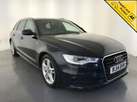 2014 AUDI A6 S LINE TDI ULTRA DIESEL AUTO ESTATE 187 BHP PART EXCHANGE WELCOME