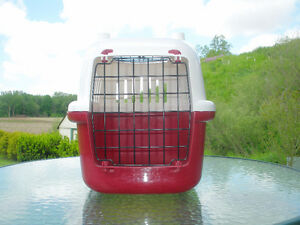 Pet Carrier with Open Top