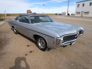 1969 Chevrolet 427SS (Cash or Possible Trade)