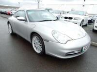 2002 02 PORSCHE 911 3.6 CARRERA 4 2D 316 BHP