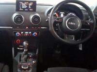 2015 AUDI A3 1.4 TFSI 150 Sport 5dr S Tronic