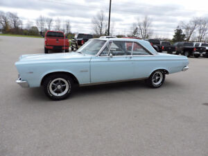 1965 PLYMOUTH SATELLITE,FREE STORAGE ,EXTRA CLEAN SOUTHERN