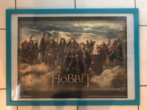The Hobbit Cast poster picture