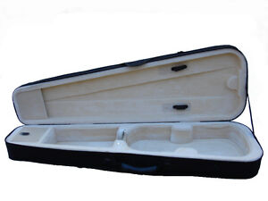 Brand new 4/4 shaped light weighted violin case - $40.00