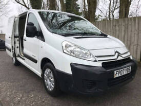 2007 Citroen Dispatch 1.6HDi ( 90 ) L1 H1 1000 5 SPEED 3 SEATS 45.6 MPG