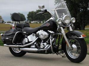 2000 Harley Heritage Softail Classic