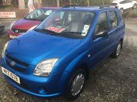 2004 Suzuki Ignis 1.3 VVT