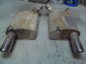 Silencieux pour FORD MUSTANG '05-'09 Mufflers