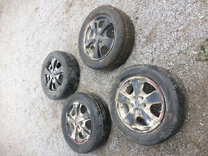 2000 cavalier rims and tires