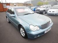 Mercedes-Benz C180 2.0 auto 2001MY Elegance