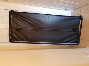 FORD. F150. 6.5. LONG. TRI. FOLD. SOFT. LEATHER. COVER
