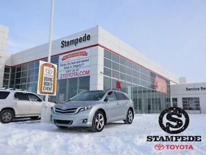 2016 Toyota Venza 4DR WGN V6 AWD LIMITED   - Certified - Low Mil