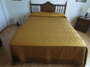 Italian Brocade Bedspread
