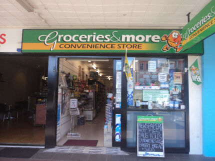 Convenience Store in an entertaining street in the CBD Toowoomba 4350 Toowoomba City Preview